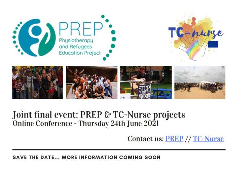 post joint final event prep & tc-nurse projects